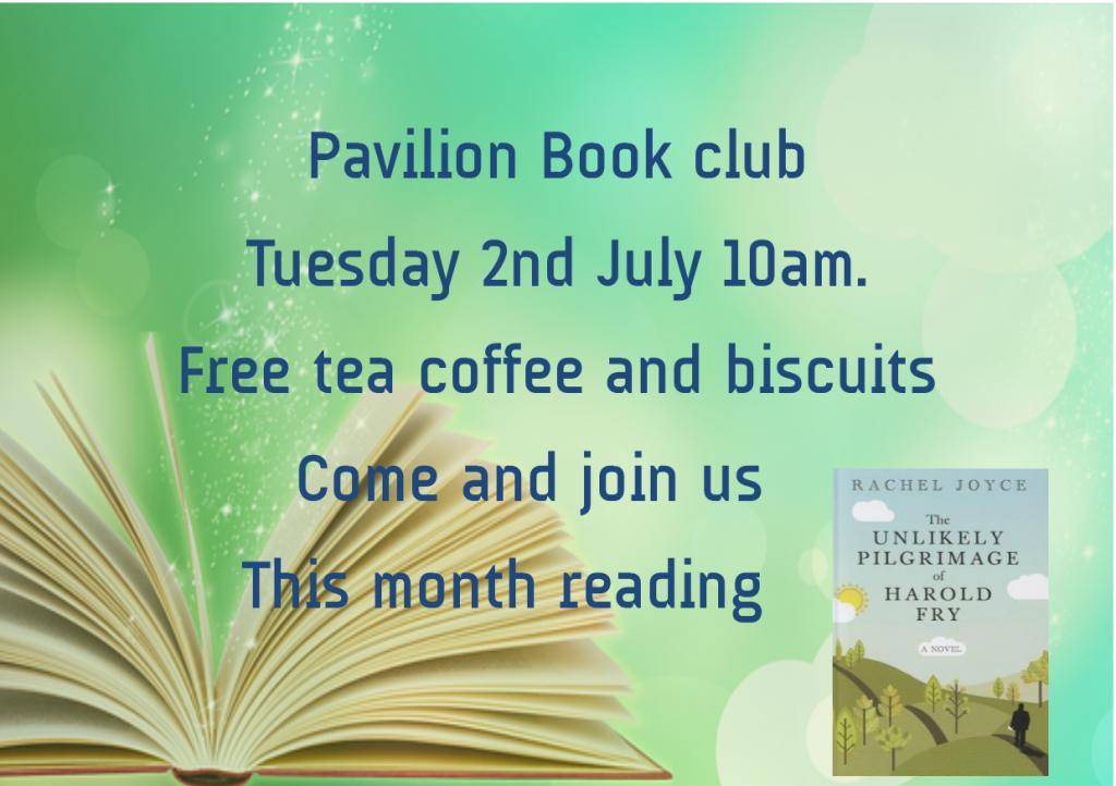 Book club july 2